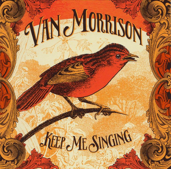 Morrison, Van Keep Me Singing Vinyl