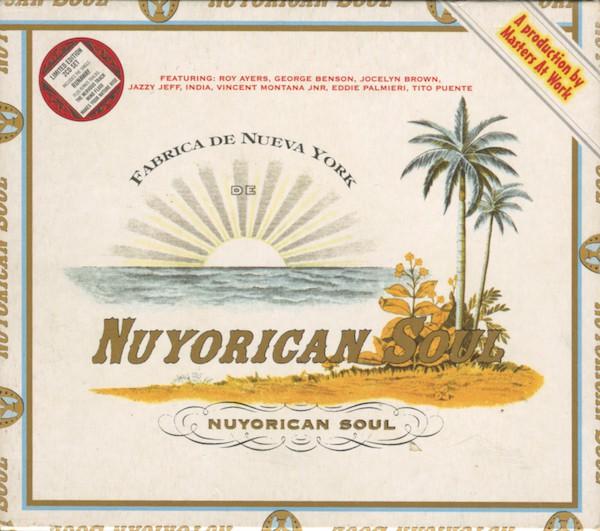 Nuyorican Soul Nuyorican Soul CD