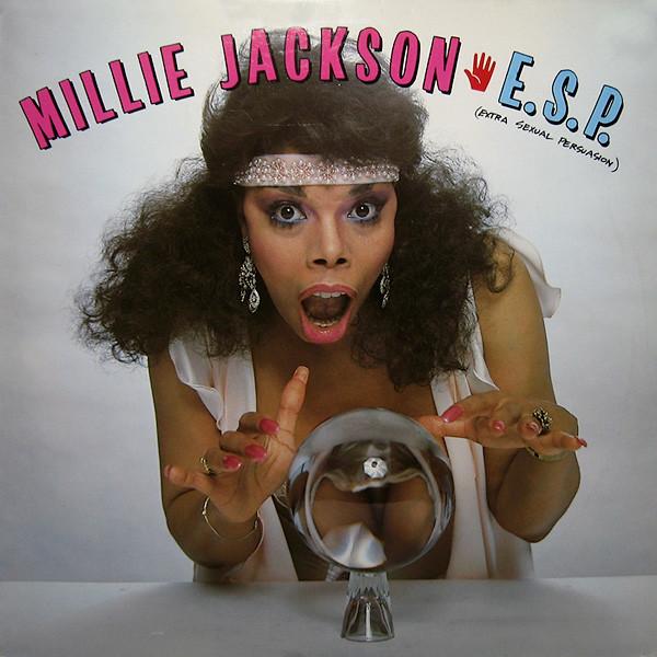 Jackson, Millie E.S.P. (Extra Sexual Persuasion) Vinyl