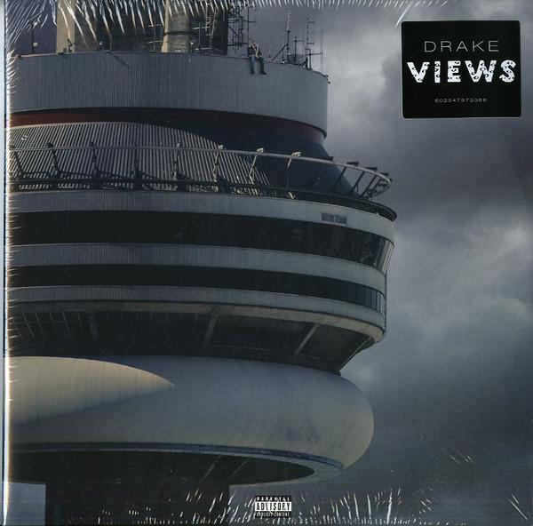 Drake Views Vinyl
