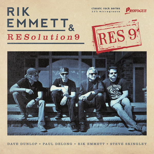 Emmett, Rik & RESolution9 RES 9