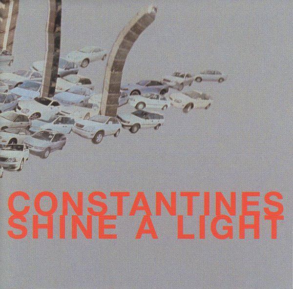 Constantines Shine A Light CD