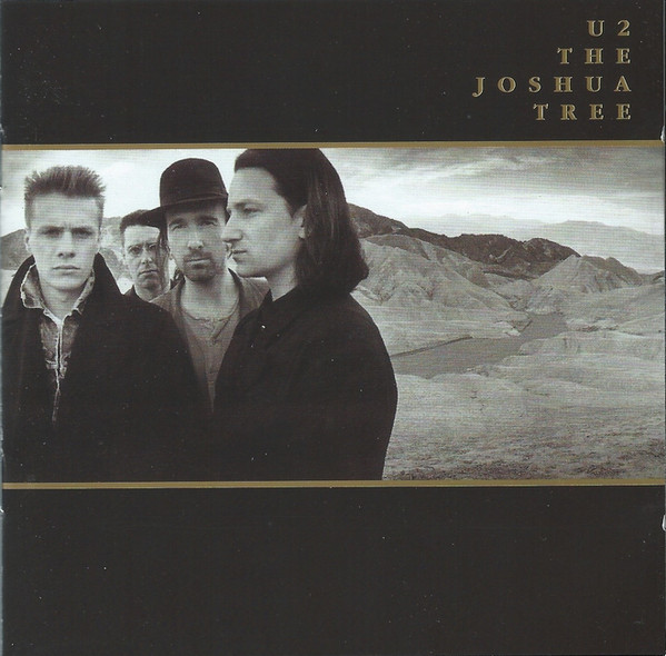 U2 The Joshua Tree CD