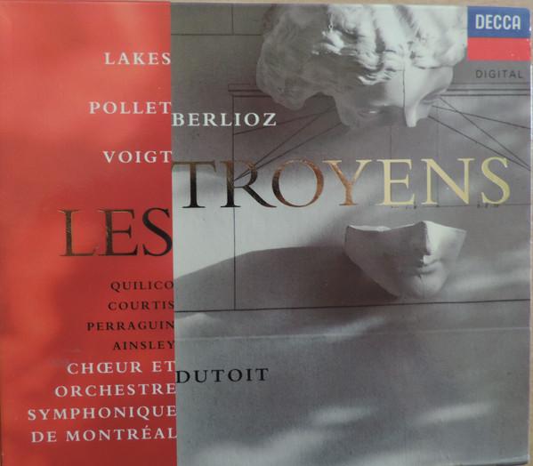 Berlioz - Chœurs de L'Orchestre Symphonique de Montréal, L'Orchestre Symphonique De Montreal, Charles Dutoit Les Troyens CD