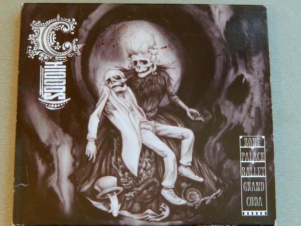 Chiodos Bone Palace Ballet: Grand Coda Vinyl