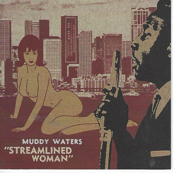 Muddy Waters Streamlined Woman