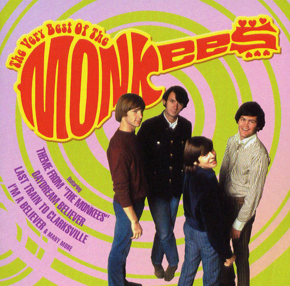 The Monkees The Very Best Of The Monkees