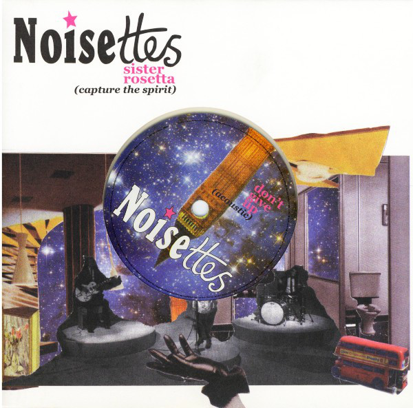 Noisettes Sister Rosetta (Capture The Spirit)