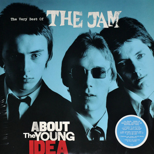 The Jam About The Young Idea - The Very Best Of The Jam