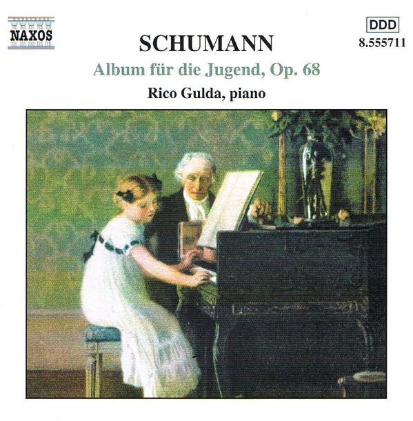 Robert Schumann, Rico Gulda Album Für Die Jugend Op. 68