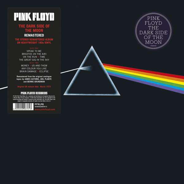 Pink Floyd The Dark Side Of The Moon Vinyl