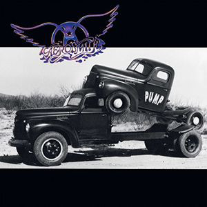 Aerosmith Pump Vinyl