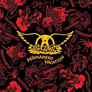 Aerosmith Permanent Vacation Vinyl