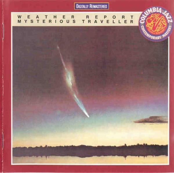 Weather Report  Mysterious Traveller  Vinyl