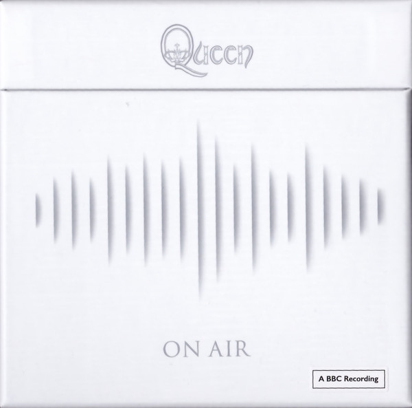 Queen On Air CD