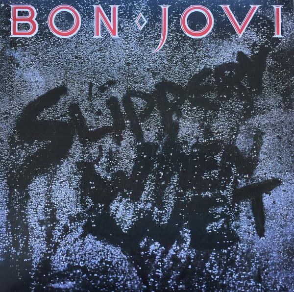 Bon Jovi Slippery When Wet Vinyl