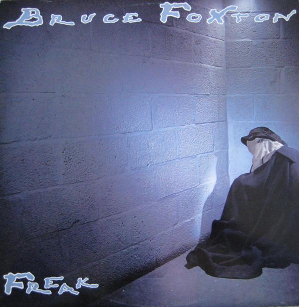 Foxton, Bruce Freak Vinyl