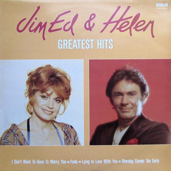 Jim Ed & Helen Greatest Hits