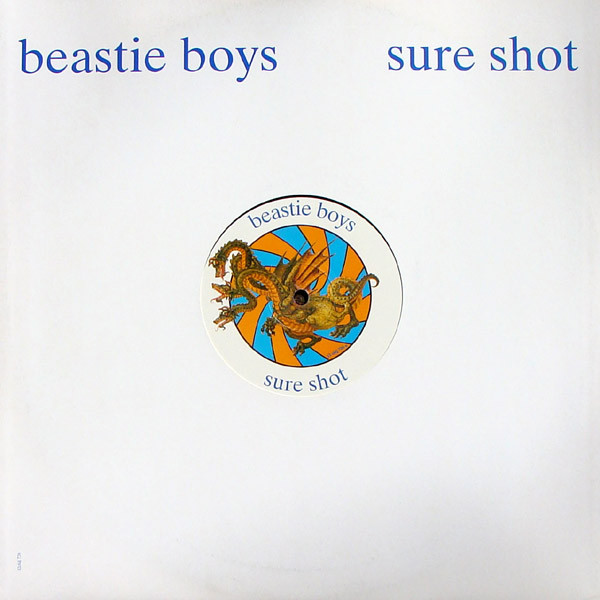 Beastie Boys Sure Shot Vinyl