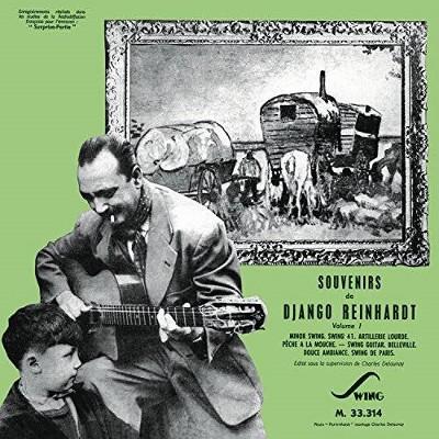 Reinhardt, Django Souvenirs de Django Reinhardt