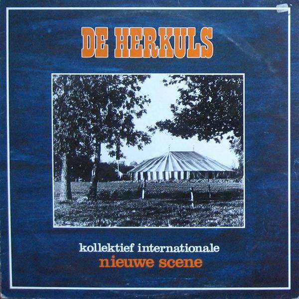 Kollektief Internationale Nieuwe Scene De Herkuls Vinyl