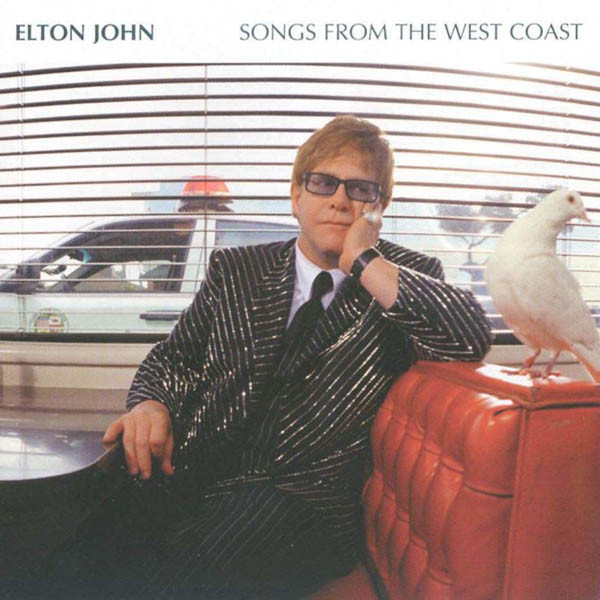 John, Elton Songs From The West Coast