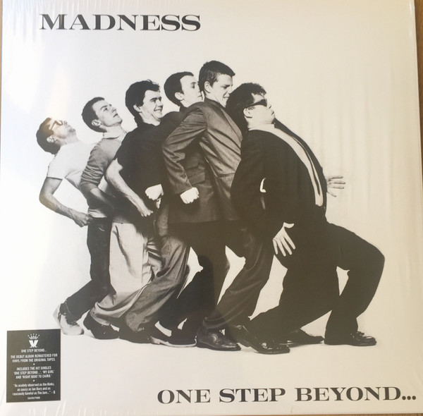 Madness One Step Beyond... Vinyl