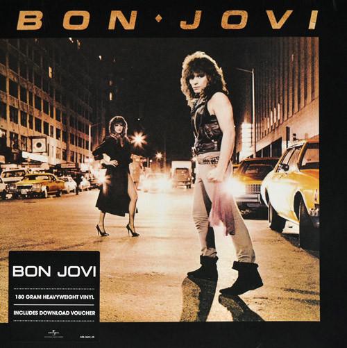 Bon Jovi Bon Jovi Vinyl