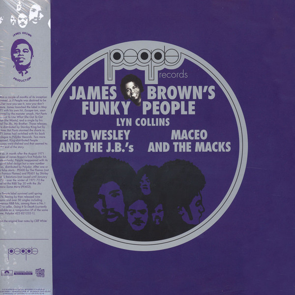 Various James Brown's Funky People