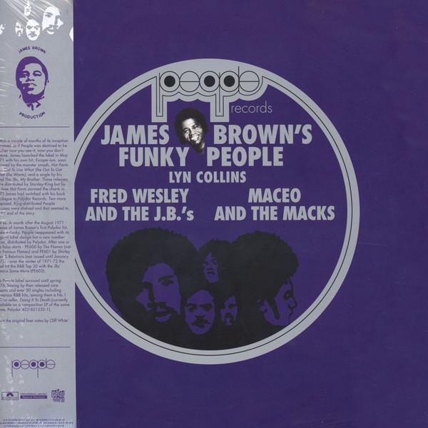 Various James Brown's Funky People Vinyl