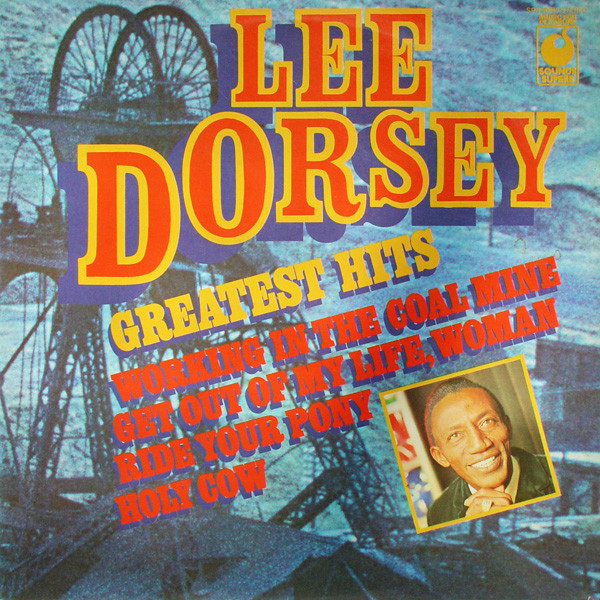 Dorsey, Lee Greatest Hits Vinyl