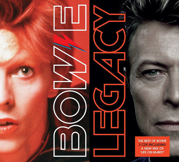 Bowie, David Legacy CD