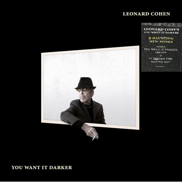 Cohen, Leonard You Want It Darker