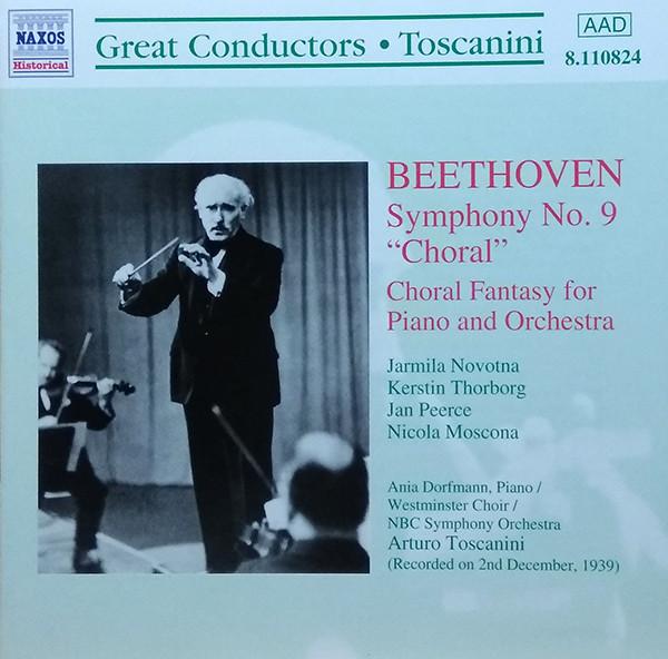 Beethoven, Arturo Toscanini Symphony No. 9