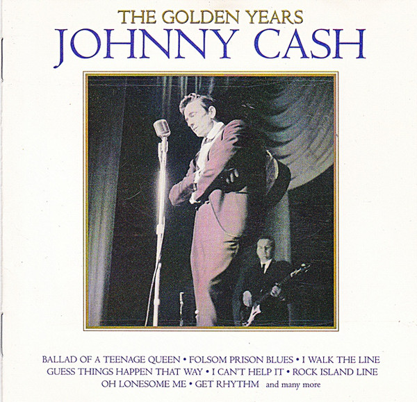 Johnny Cash The Golden Years