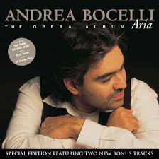 Bocelli, Andrea Aria - The Opera Album CD
