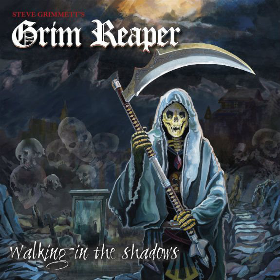 (Steve) Grimmett's Grim Reaper  Walking In The Shadows