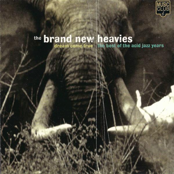The Brand New Heavies Dream Come True - The Best Of The Acid Jazz Years Vinyl