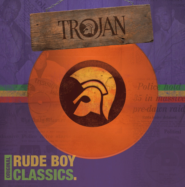 Various Trojan: Original Rude Boy Classics