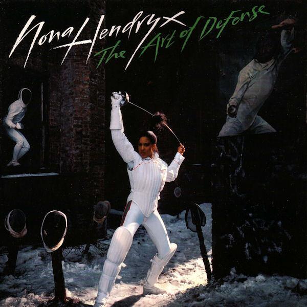 Hendryx, Nona The Art Of Defense Vinyl