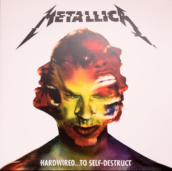 Metallica Hardwired... To Self-Destruct Vinyl