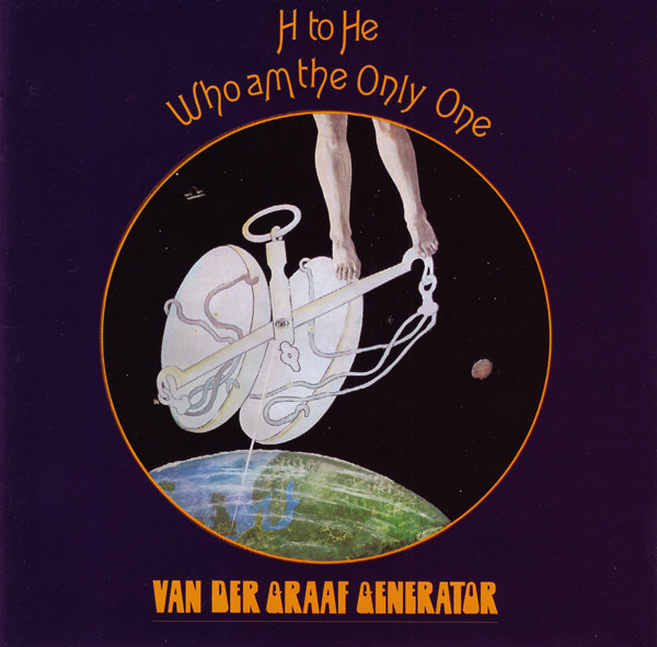 Van Der Graaf Generator H To He Who Am The Only One CD