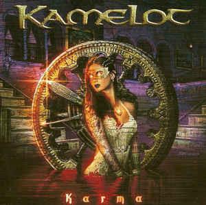 Kamelot Karma Vinyl