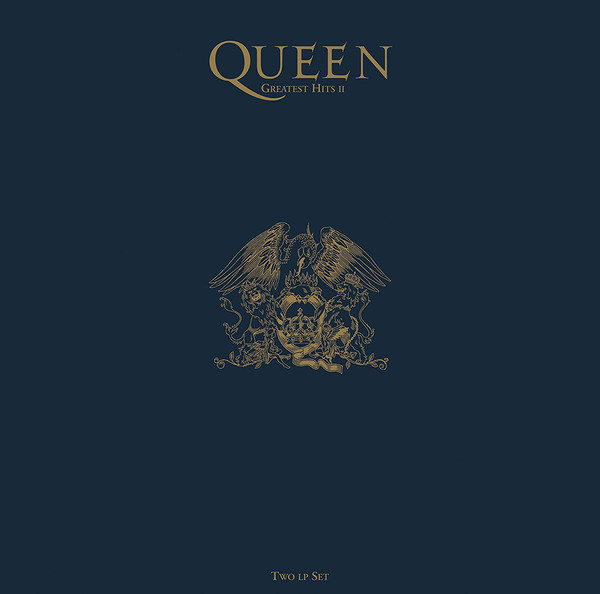 Queen Greatest Hits II Vinyl
