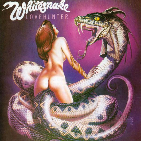 Whitesnake Lovehunter Vinyl