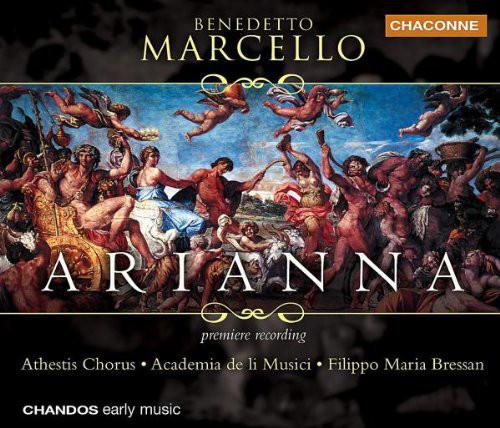 Marcello - Athestis Chorus, Academia de li Musici, Filippo Maria Bressan Arianna Vinyl