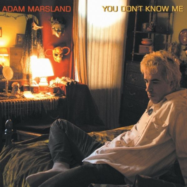 Marsland, Adam You Don't Know Me Vinyl
