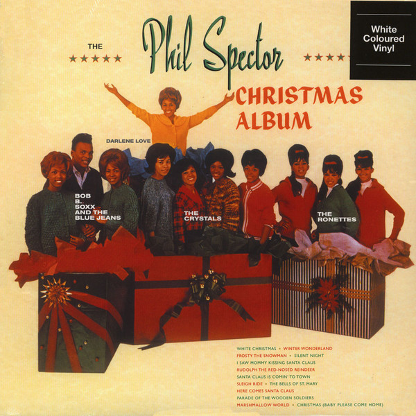 Various The Phil Spector Christmas Album (A Christmas Gift For You)