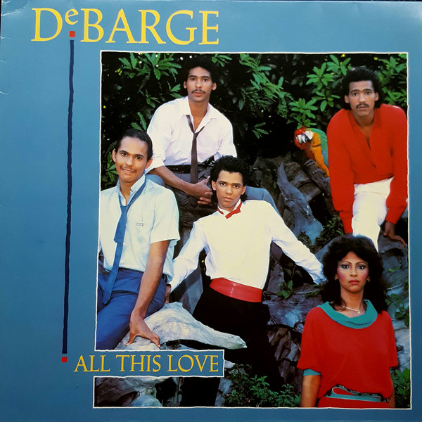 DeBarge All This Love