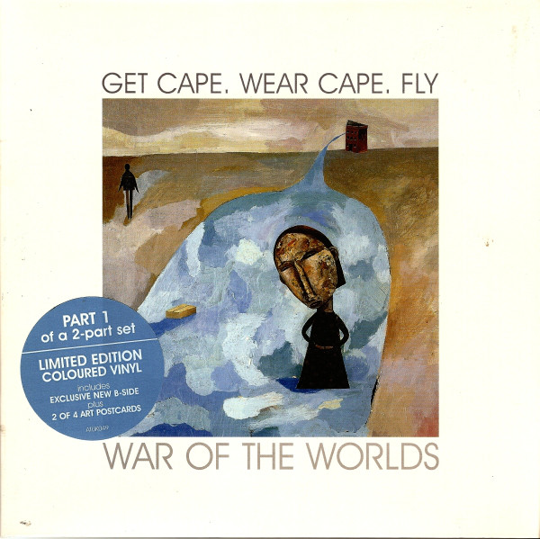 Get Cape. Wear Cape. Fly War Of The Worlds